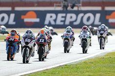Dos canarios inscritos en el Europeo de Velocidad, Eduardo Alayón y Abián Santana. #motos #CEV
