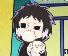 Dazai Bungou Stray Dogs, Stray Dogs Anime, Anime Chibi, Manga Anime, Anime Art, Dog Icon, Funny Anime Pics, Demon Slayer, Animes Wallpapers
