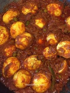 Another fabulous recipe by Prima Kurien - My home smelt aromatic and delicious as this delicious egg roast was in progress. I am prod. Egg Recipes Indian, Indian Chicken Recipes, Indian Dishes, Kerala Recipes, Roast Recipes, Curry Recipes, Vegetarian Recipes, Cooking Recipes, Healthy Recipes