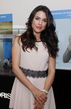 Adriana Ugarte sobre el noviazgo de su ex Alex González: 'Me alegro que estén bien, disfruten y se den cosas bellas mutuamente' #cine