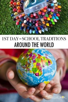 Day of School Traditions from Around the World. A very cool and interesti., First Day of School Traditions from Around the World. A very cool and interesti., First Day of School Traditions from Around the World. A very cool and interesti. First Day Of School Activities, 1st Day Of School, I School, Family Activities, School Stuff, School Ideas, Social Studies Activities, Schools Around The World