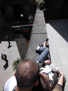Gótico - Sunny Day - Piazzola Skateboard, Spaces, Skateboarding, Skate Board, Skateboards