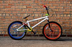 MirraCo x Dee & Rickey x BMX Bike