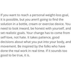 I can't take credit for the words above. I used #myfittnespal for the first time in a LONG time to track my #macros & #refeedday today.  This is a clip from one of the articles and I loved how it was written. It came from a person who lost 70lbs and accepted what it would take to make that transformation. The world today has a perception that everything needs to be instantaneous. In fact we demand it. Fitness however is done through training and conditioning the body. It is the furthest…
