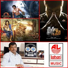 Latest Images of Lahari Music To Release Music Of khaidi No 150 Gautamiputra Satakarni Baahubali-2 Hot Gallerywww.vijay2016.com