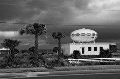 Spaceship House Pensacola Beach