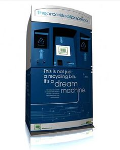 Insert Can, Get Money? Reverse Vending Machine Pays You