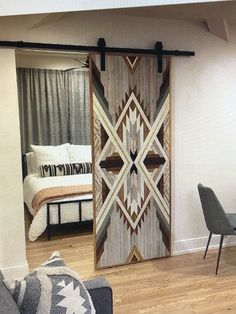 Bunkhouse Plans 445856431863112337 - Source by strachberry Western Bedroom Decor, Western Rooms, Western Decor, The Design Files, Dream Rooms, My New Room, House Rooms, Home Projects, Home Remodeling