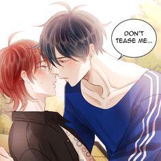 Episode Tied Up In Twins - Tappytoon Comics Manhwa, Manga Anime, Anime Art, Bl Webtoon, Anime Family, Boyxboy, Shounen Ai, Fujoshi, Anime Couples