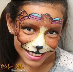 Paw Patrol facepaint by ColorMe