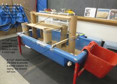 Sand and Water Tables Sand And Water Table, Water Tray, Sand Table, Sensory Table, Sensory Bins, Sensory Play, Junk Modelling, Activities For Boys, Sensory Activities