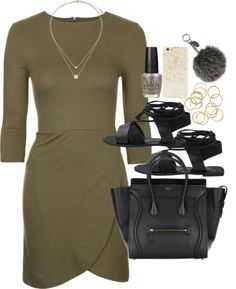 styleselection:  Outfit for autumn by ferned featuring...