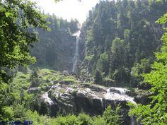 Rando du jour : Cascade d'Ars depuis Aulus-les-Bains
