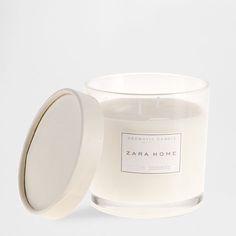 Bougie Parfumée White Jasmine - White Jasmine - Parfum   Zara Home France