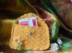 Small purse  change purse  small gift £6.30