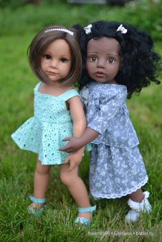 Летние модницы 2016. Одежда на кукол Готц. / Одежда и обувь для кукол - своими руками и не только / Бэйбики. Куклы фото. Одежда для кукол