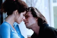 Christian Slater & Marisa Tomei - 1993  'But this is my heart! I'm afraid that if they take it away I won't be able to love you the same'