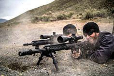 50BMG recoil
