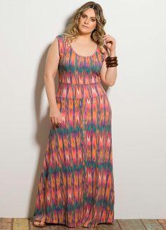 162ef4a4f8d plus size stripe and floral hanky hem dress