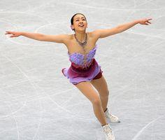 浅田真央、3回転半で悲願の金メダルへ - ソチ五輪2014