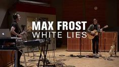 """Max Frost performs """"White Lies"""" live in the studios of 89.3 The Current. Connect with The Current: http://TheCurrent.org/ http://youtube.com/893thecurrent/ h..."""