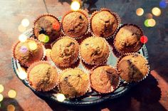 My healthy banana-oatmeal muffins :3 #healthy #muffins #food #sweet #banana #fitfood