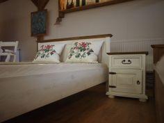 Vidiecká postel, romantic bed to your bedroom