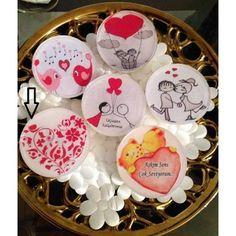 Resimli Romantik Sabunlar