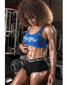 #14 Great Abs - Only Ripped Girls