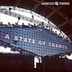 46fd657add7 ASOT tent at Electric Daisy Carnival 2012. Electric Daisy Carnival