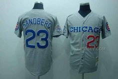 http://www.xjersey.com/cubs-23-sandberg-grey-throwback-jersey.html Only$40.00 CUBS 23 SANDBERG GREY THROWBACK JERSEY Free Shipping!