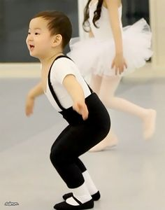 Ballerina Minguk | The Return of Superman