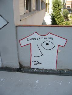 Murales al #Laurentino38