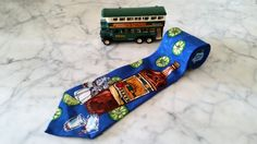 Vintage Nicole Miller Tequila and Limes Tie