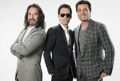 Interview: Latin music giants Marc Anthony, Chayanne, Solis team for Gigant3s Latin tour at Boardwalk Hall on Saturday