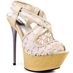 Celeste in natural @ www.heels.com