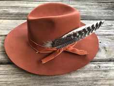 """""""Ole Jamestown"""" Western Boho Cowgirl Hats - t h r e a d s - O Cowboy, Cowgirl Hats, Cowgirl Style, Felt Hat, Wool Felt, Boho Hat, Hat Hairstyles, Outfits With Hats, Boho Fashion"""