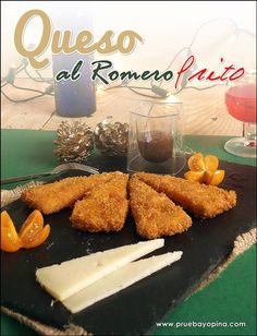 queso frito al romero vega sotuelamos