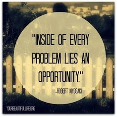 Opportunity... www.facebook.com/yourbeautifullife