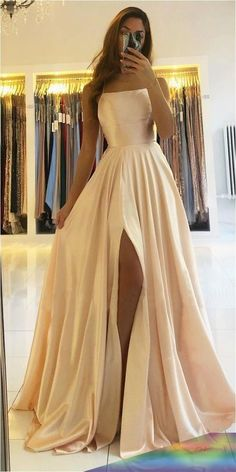 Stunning Prom Dresses, Pretty Prom Dresses, Simple Prom Dress, Beautiful Dresses, Formal Prom Dresses, Prom Dreses, Long Prom Dresses, Corset Prom Dresses, Formal Evening Gowns