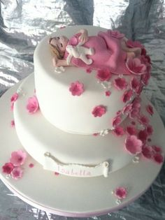 sublime baby girl cake....