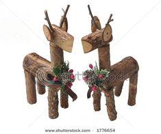 log reindeer by taylor