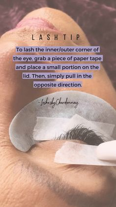 Eyelash extension tips. Eyelash Studio, Eyelash Salon, Eyelash Extensions Salons, Eyelash Extensions Aftercare, Home Beauty Salon, Perfect Eyelashes, Eyelash Technician, Lash Quotes, Eyelash Tips