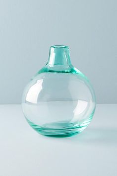 Translucent Bubble Vase in small Green from Anthropologie $20.00
