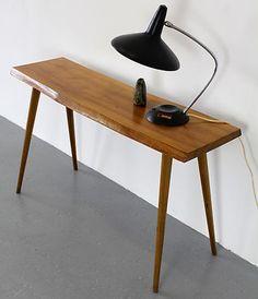 Slab Side-Table 50s