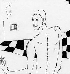 Просмотреть иллюстрацию Saint Sebastian из сообщества русскоязычных художников автора Марта Кагановская в стилях: Графика, нарисованная техниками: Другое.  Saint Sebastian kaganista@ya.ru