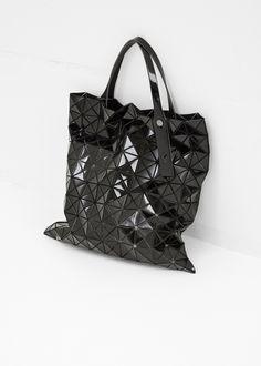 Issey Miyake BAO BAO Large Prism Tote (Black)