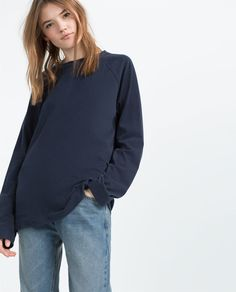 zara quietly joins the gender-neutral movement Zara, Gender Neutral, What To Wear, Street Style, Pullover, Blouse, Sweaters, Clothes, Outfits