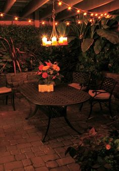 Backyard decoration ideas