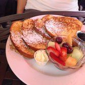 The Filling Station Cafe - French toast - Orange, CA, United States